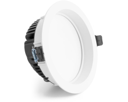 EcoVision LED downlight, 20W, 1280lm, 4000K, fi 300 mm
