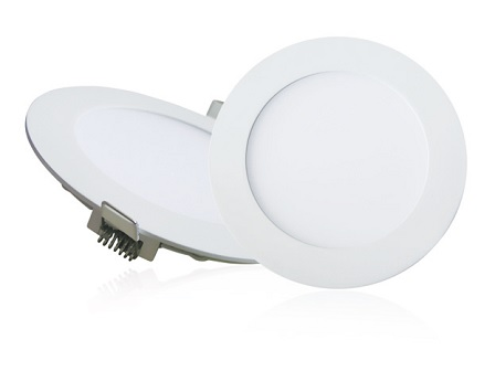 EcoVision LED downlight 9W, 810lm, 4000K, ugr.fi 125mm