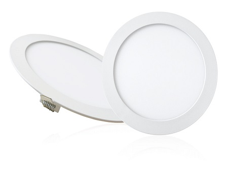 EcoVision LED downlight 18W, 1620lm, 3000K, ugr.fi 200mm
