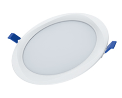 EcoVision downlight okrugli Wellmax 18W, 1440lm, 3000K, ugr.fi. 205mm
